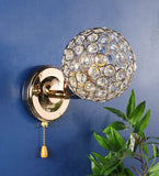RIBIA Gold Wall Light - Stello Light Studio