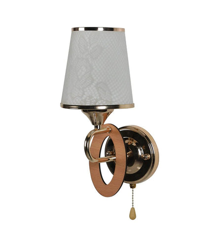 FLOKER Golden Wall Light