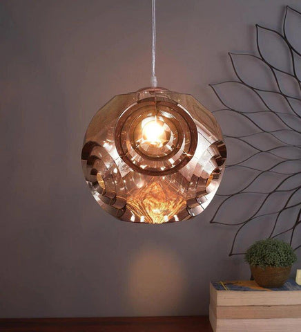 IMPACTO - MODERN HANGING 1 LIGHT FIXTURE