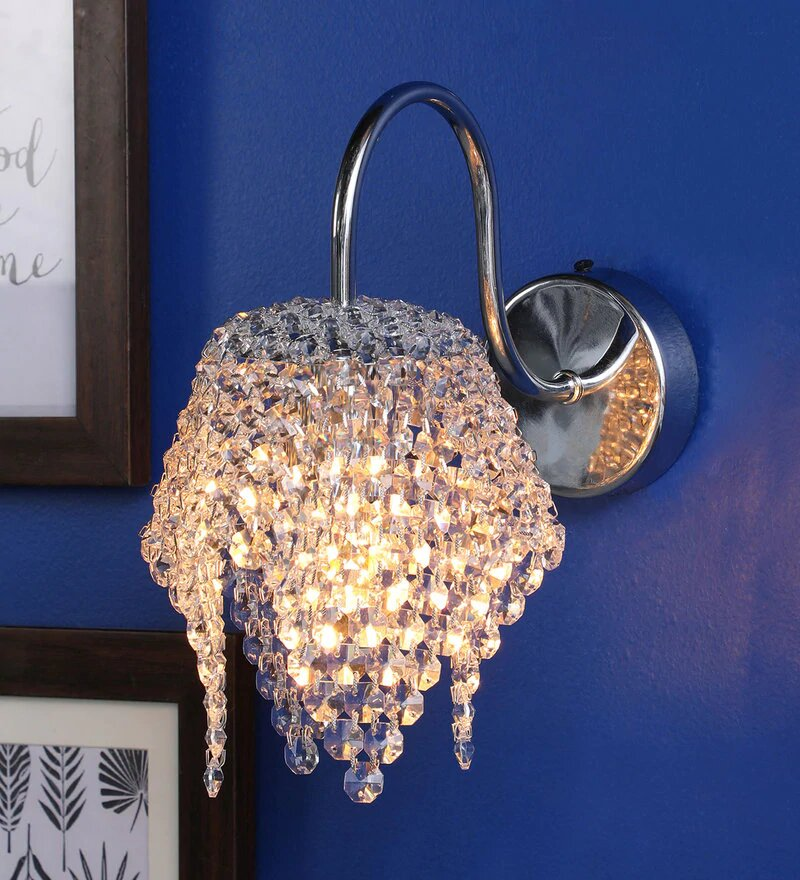 KAPARI Chrome Wall Light