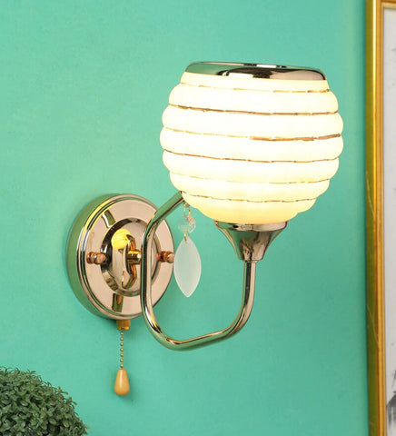 SEEDLE Golden Wall Lights - Stello Light Studio