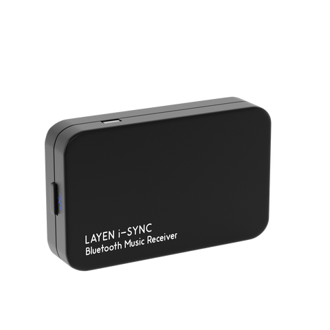 LAYEN i-SYNC Bluetooth Music Receiver