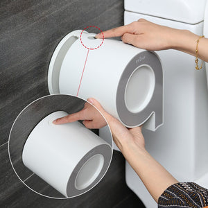 Wall-mounted Toilet Paper Holder
