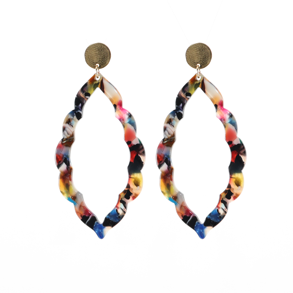 Lola Earrings - Multi