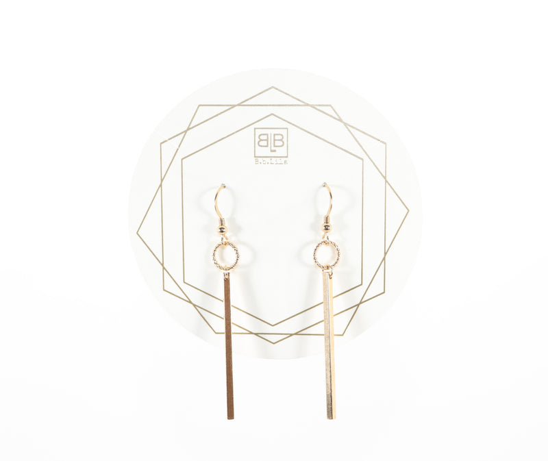 Bar Earrings