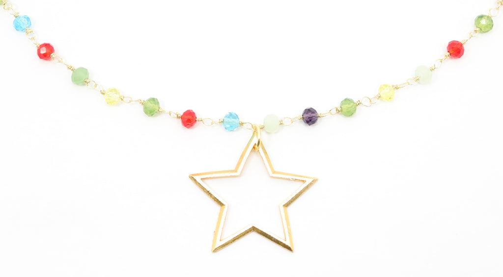 Super Star Choker - Multi