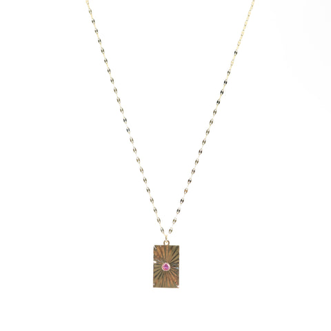 Chunky Monkey - Necklace
