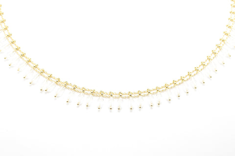 Star & Moon Choker