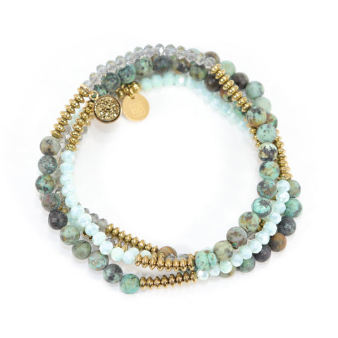 Lila Babe Agate - Super Fresh