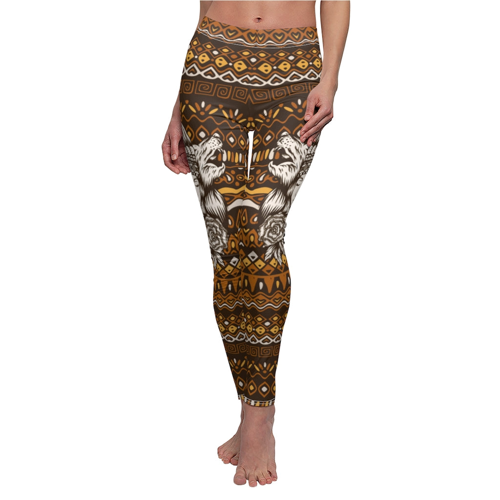 Wild Aztec Leggings