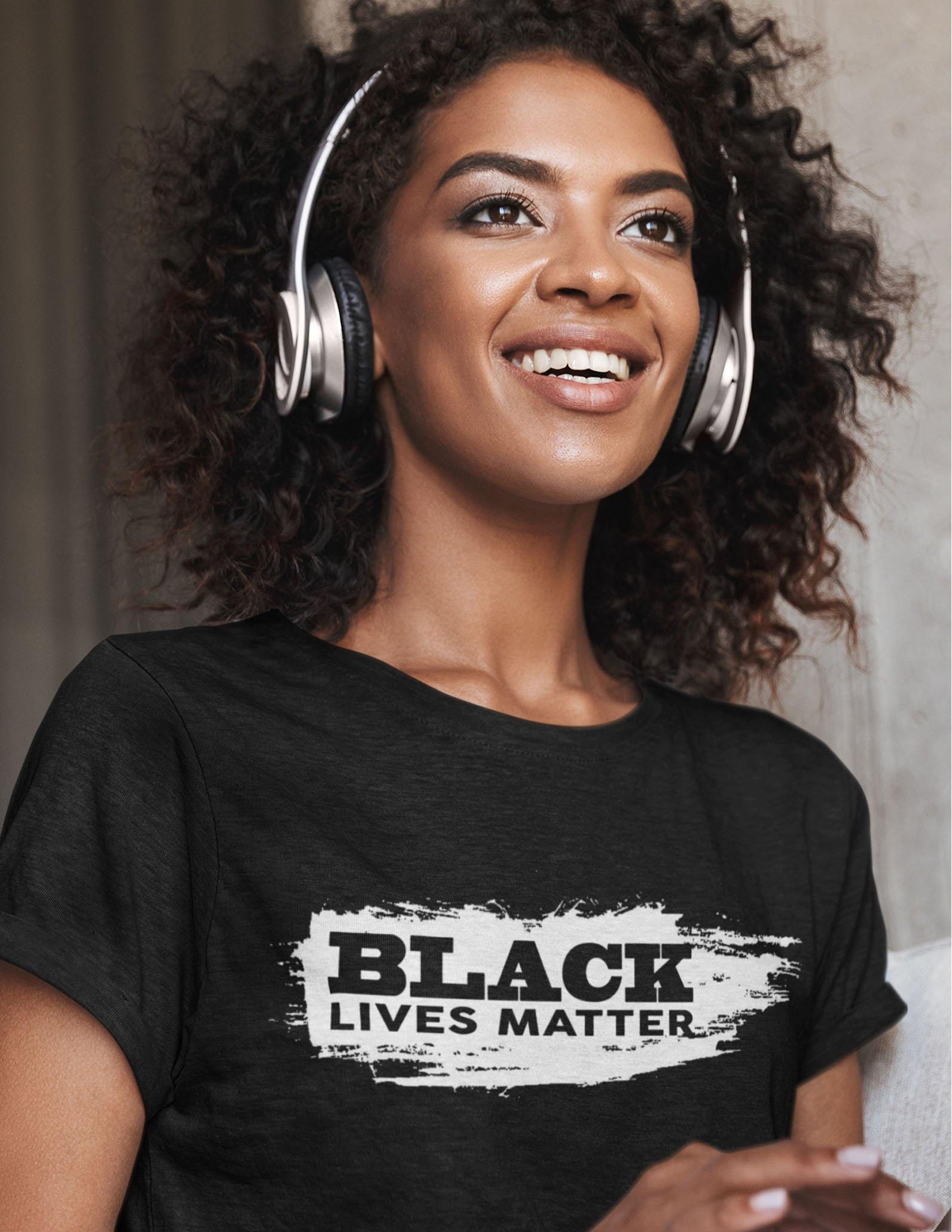 Black Lives Matter Shirt, Mens Black Lives Matter shirt, Activist BLM Shirt