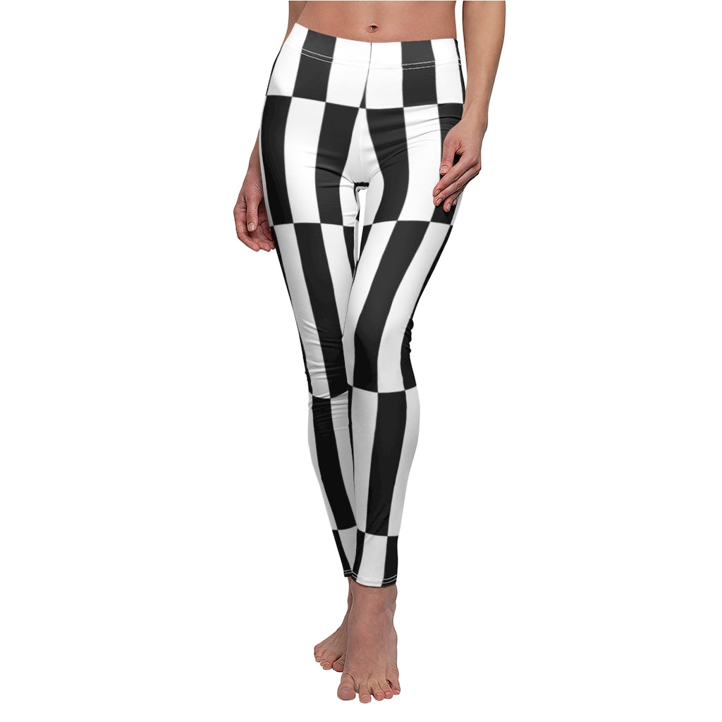 Leg Avenue Women's Optical Illusion