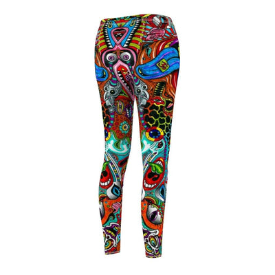 Trippy Leggings, Sexy Festival Clothing, Rave Leggings, Psychedelic Leggings, Burning Man Leggings, Psychedelic Clothing Women Rave Clothing