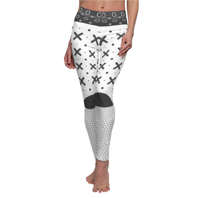 Yoga Pants - High Waist Gym Pants - Stylish Home Wear - Outdoor Activity Wear - Summer Pants - Quick Dry Pants - 3D printed Pants - Leggings