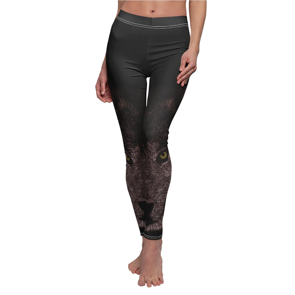Wolf Eyes Leggings