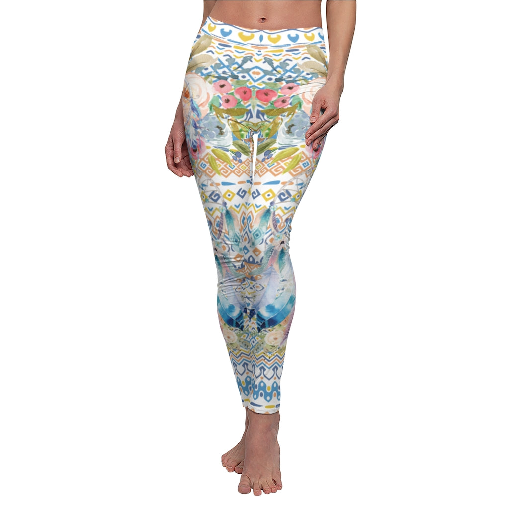 Native American Dream Catcher Yoga Leggings