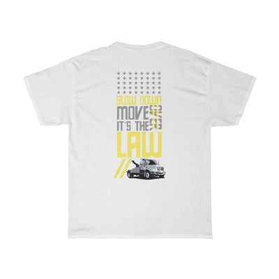Must-have Slow Down Move Over © - #tow Lives Matter Hanes Tagless Tee T-Shirt