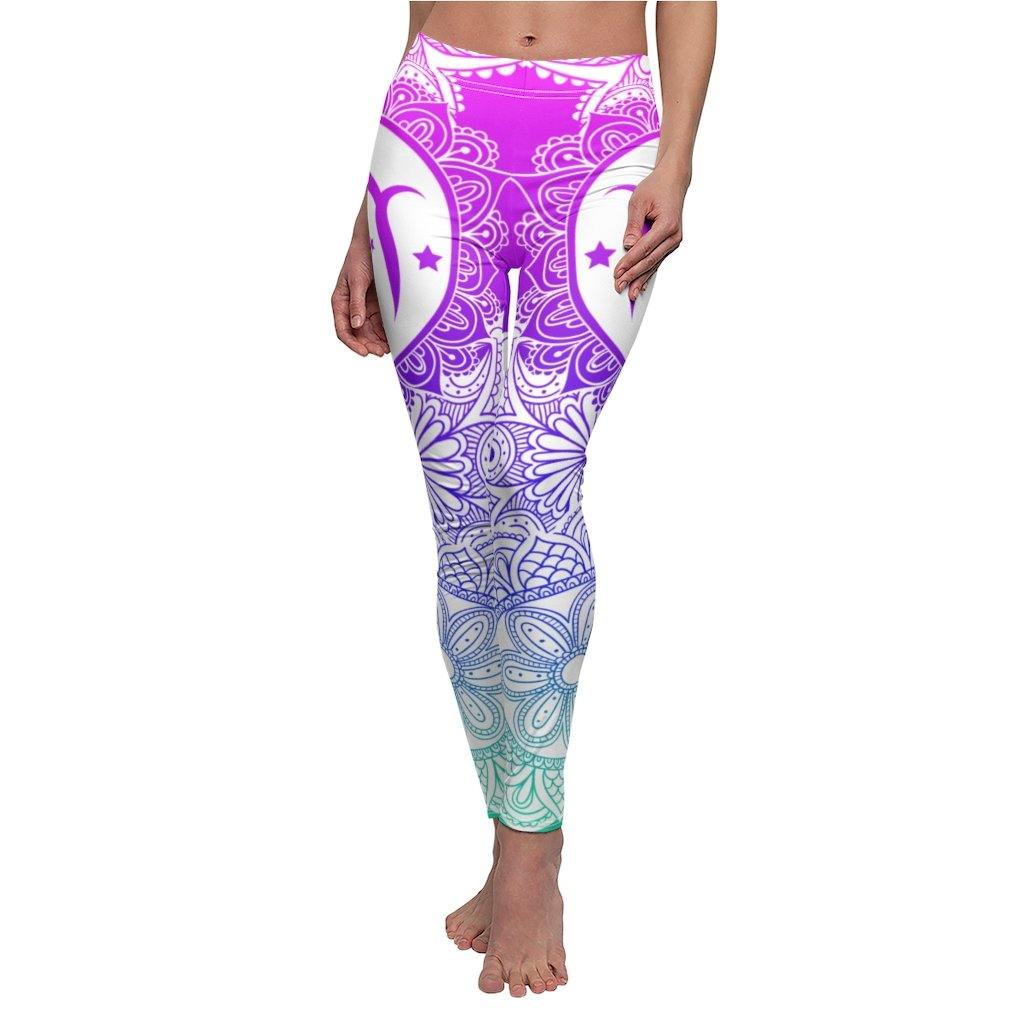 Bright Scorpio Leggings