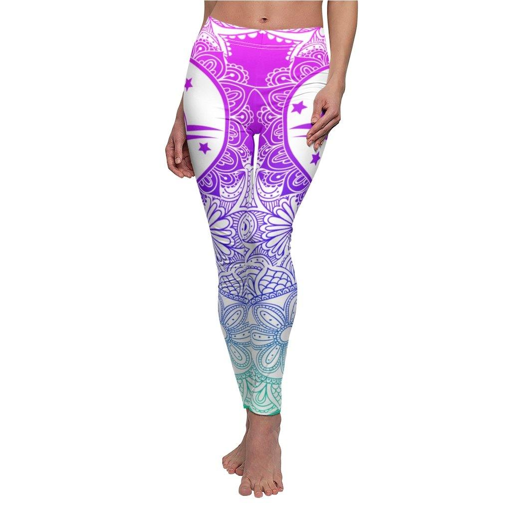 Bright Libra Leggings