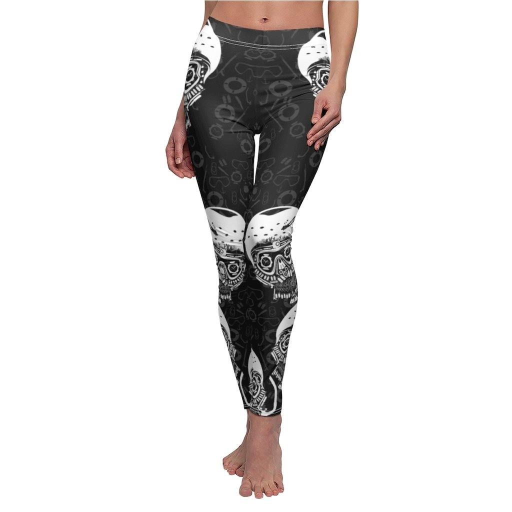 Diving Skull Leggings
