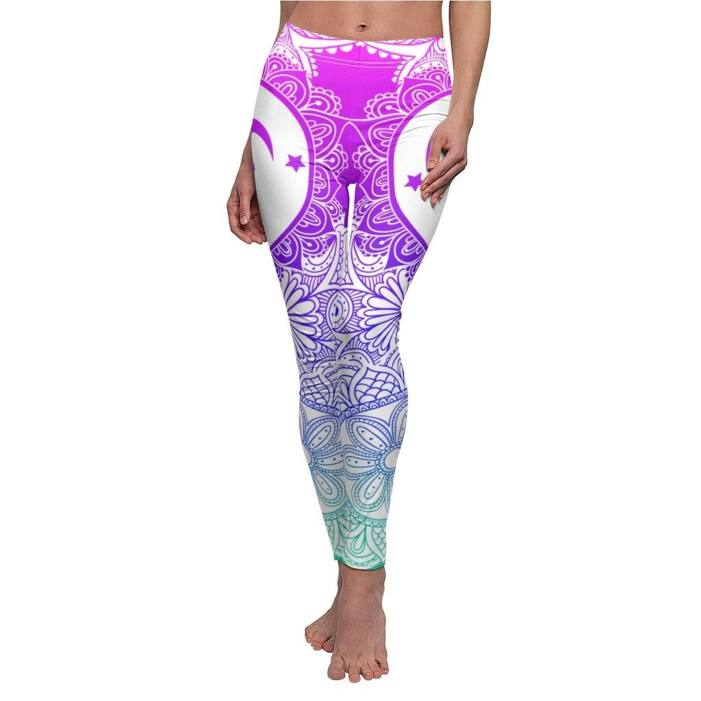 Bright Aries Leggings