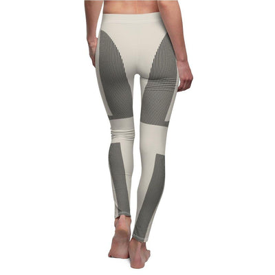 HIGH-WAIST ELECTRIC LEGGING
