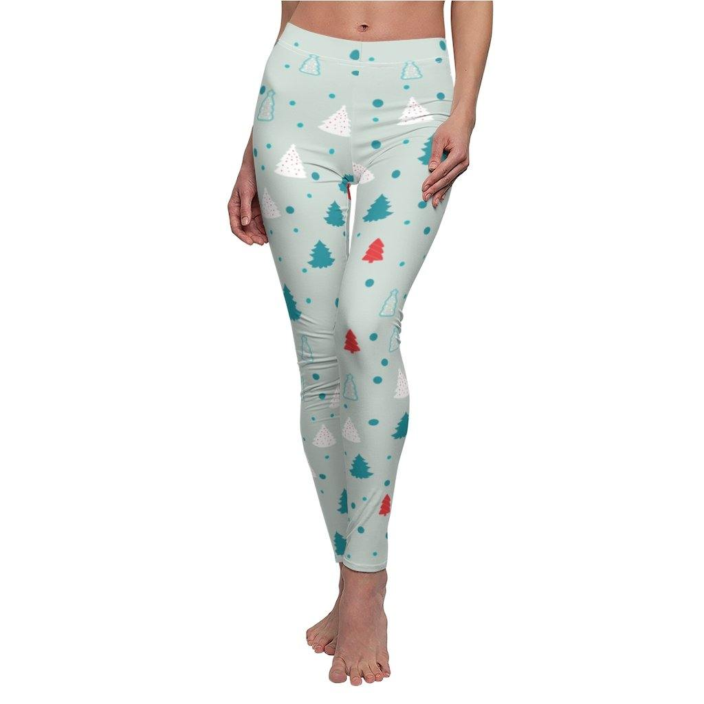 CHRISTMAS FOREST LEGGINGS
