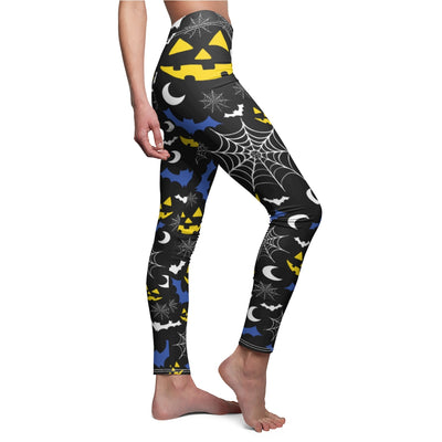 Halloween Print High Waist Super Elastic Legging