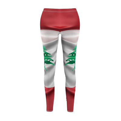 Lebanon Flag Leggings