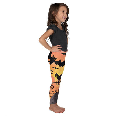 Funny 3D Digital Printed Halloween Leggings Skinny Tights