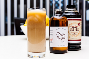 Wake-up Nerd Bakery Tall Cold Brew Coffee Recipe