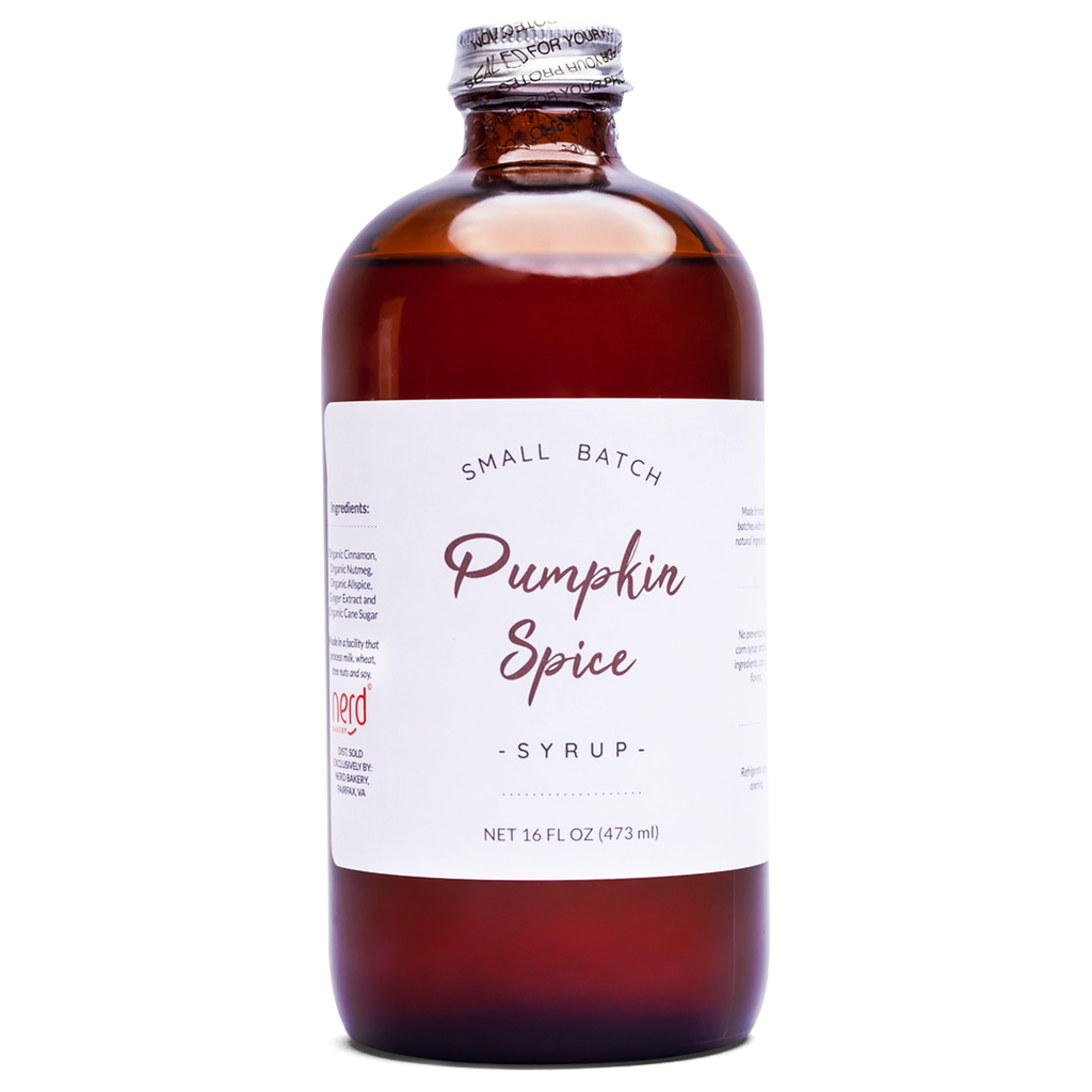 Amazing Recipes Using Our Small Batch Pumpkin Spice Syrup