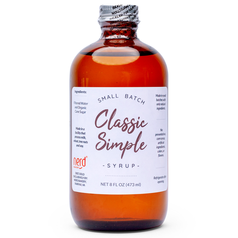 Natural Classic Simple Syrup