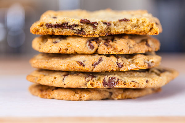 NEW - Big Triple Chocolate Chip Cookies