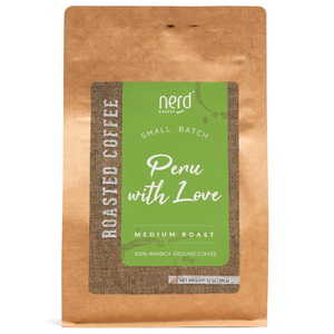 Peru with Love Fresh Roasted Coffee