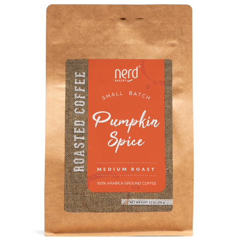 Pumpkin Spice Fresh Roasted Coffee