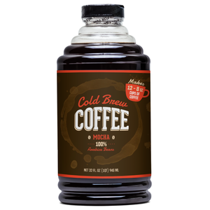 Cold Brew Mocha Coffee Concentrate