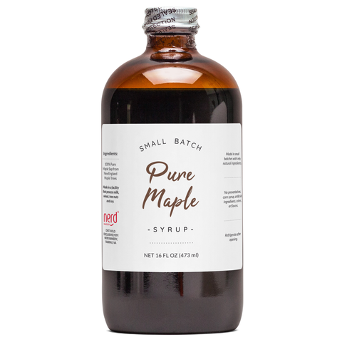 Small Batch Pure Maple Syrup