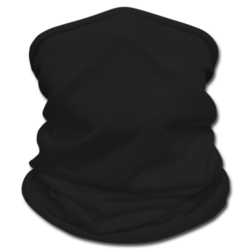 Chic Gaiter Mask - black