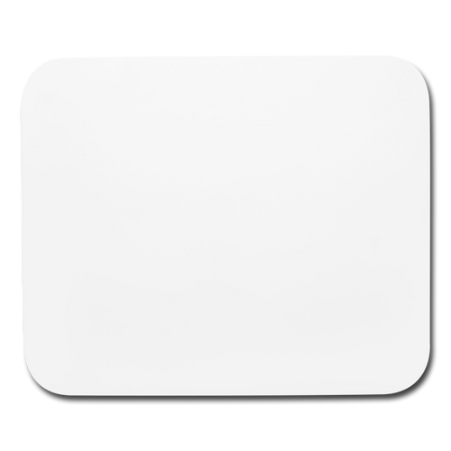 Chic Mouse Pad - white
