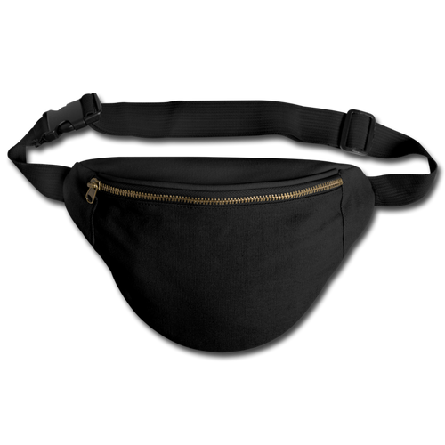 Fanny Pack | Comfort Colors 344 - black