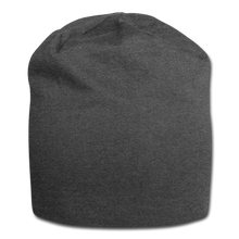Load image into Gallery viewer, Jersey Beanie - charcoal gray