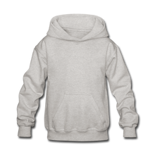 Load image into Gallery viewer, Kids' Hoodie - heather gray