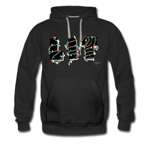 Load image into Gallery viewer, Lit Chic Luxe Hoodie - black