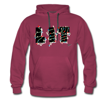 Load image into Gallery viewer, Lit Chic Luxe Hoodie - burgundy