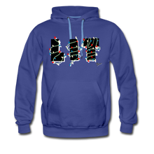 Load image into Gallery viewer, Lit Chic Luxe Hoodie - royalblue