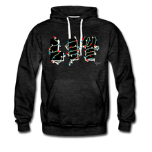 Load image into Gallery viewer, Lit Chic Luxe Hoodie - charcoal gray