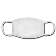 Load image into Gallery viewer, Chic Face Mask - white/white