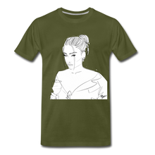 Load image into Gallery viewer, Men's Happy Hour T-Shirt - olive green