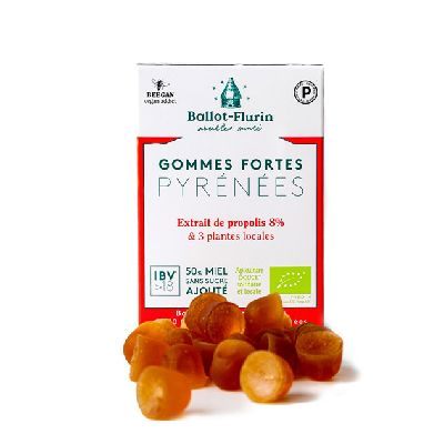 Gommes Fortes Pyrenees 30G Ballot Flurin
